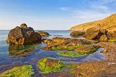 Piękne widoki na morze, zatokę — Zdjęcie stockowe