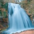 Jur-jur waterfall crimea ukraine — Stock Photo #7980557