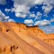 Royalty-Free Stock Photo: Beautiful sand dune in a desert
