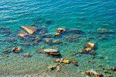 Emerald sea — Stock Photo