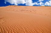 Red sands — Stock Photo