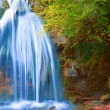 Blessed waterfall — Stock Photo