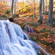 Blue water cascades — Stock Photo #8082846