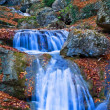 Majestic waterfall — Stock Photo #8082927