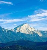 Pico de nieve altai — Foto de Stock
