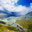 Stock Photo: Mountains landscape