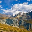 Great mountains landscape — Stock Photo