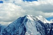 Dumanlı dağlar — Stok fotoğraf