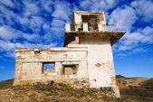 Old decrepit house — Stock Photo