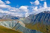 Yarlu valley altai russia — Stock Photo