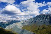 Majestic mountains view — Stock Photo