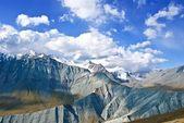 Dalen i en asiatisk berg — Stockfoto