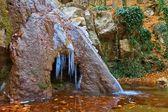 Krásný vodopád — Stock fotografie