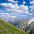 Mountains of kavkaz — Foto Stock
