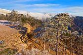 Mountain slope — Stockfoto