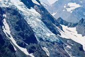 Dağ uçurumun — Stok fotoğraf