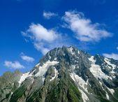 Hoge bergen — Stockfoto