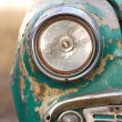 Stock Photo: Rusting car