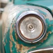 Rusting car — Stock Photo