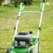 Lawn mower — Stock Photo #8320707