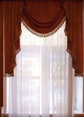 Beautiful curtain — Stock Photo