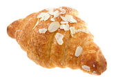 Croissant on isolated — Stock Photo