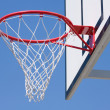 Basketball hoop — Stock Photo #8412777
