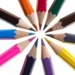 Color pencils — Stock Photo #8412841