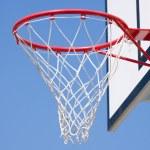 Basketball hoop — Stock Photo #8413191