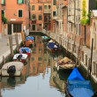 Canal in Venice — Stock Photo #8442757