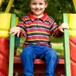 Happy child — Stock Photo #8775462