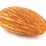 Macro almond — Stock Photo