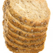 Bread on isolated — Stock Photo #8836532