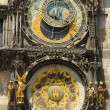 Astronomical clock in Prague . — Stock Photo