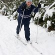 Men on the skiing — Stock Photo #8990158