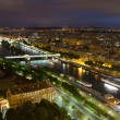 Stock Photo: View of Paris