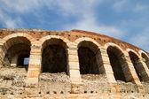 Arena ve veroně, itálie — Stock fotografie