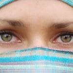 Arabian girl — Stock Photo