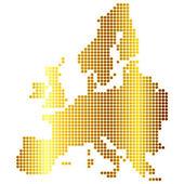 Europe — Stock Vector