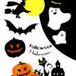 Royalty-Free Stock Imagem Vetorial: Halloween