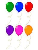 气球 — 图库矢量图片