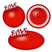 Sale frame — Stock Vector