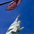 Statue of Liberty Las Vegas — Stock Photo
