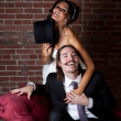 Happy Couple — Stock Photo #8164922