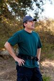 Male Hiker — Stock Photo