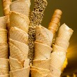 Ice Cream Cones — Stock fotografie