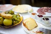 Italian Jelly and Preserves — Stock Photo