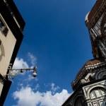 Plazza Del Duomo — Stock Photo