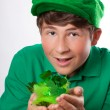 St Patricks Day Fun — Stock Photo