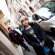 Stock Photo: Women in Rome
